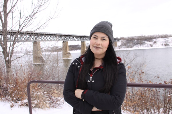 As a paramedic, Shawna Arcand is used to taking care of others. This past year she also decided to take care of herself and become a healthier version of herself.