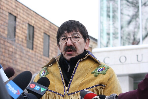 Robert Doucette launched a lawsuit against both the province and federal government for its inaction on the Sixties Scoop. The province finally set a date to apologize in January 2019.