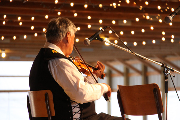 John Arcand, Master of the Metis Fiddle