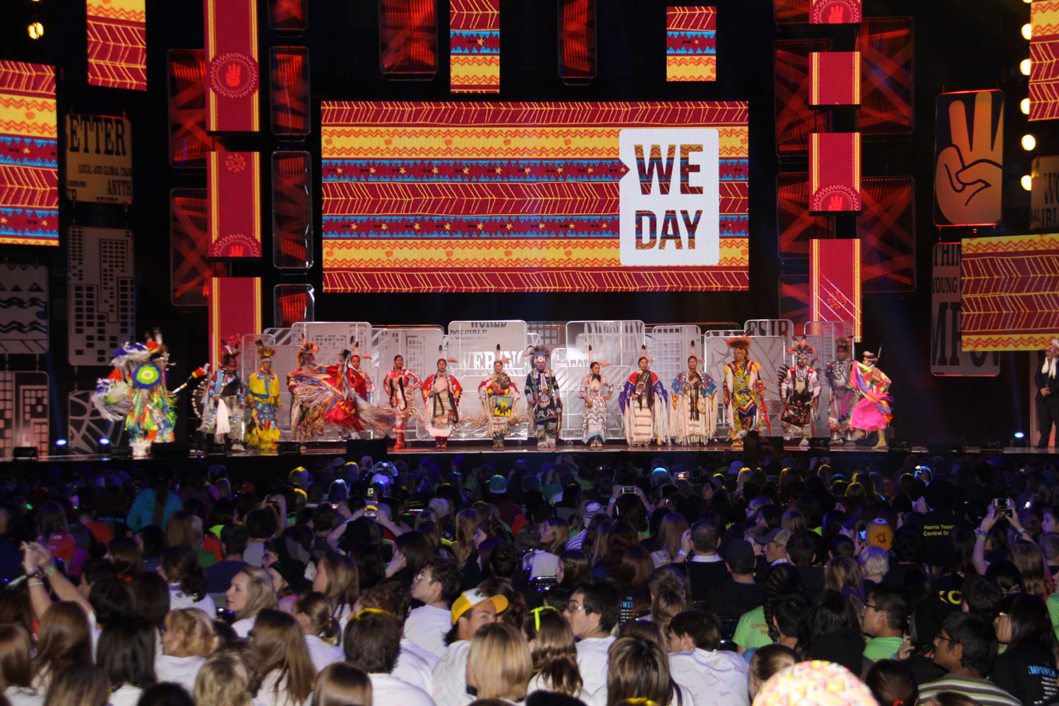 We Day in Saskatoon