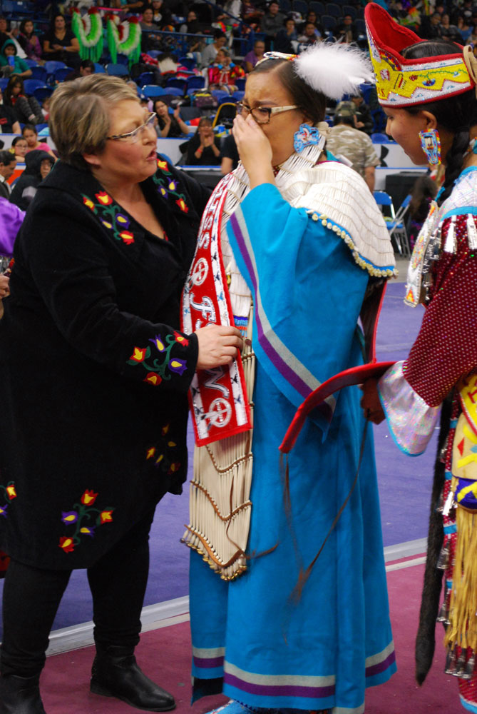 Meet the new Miss FSIN 2015 & other powwow highlights