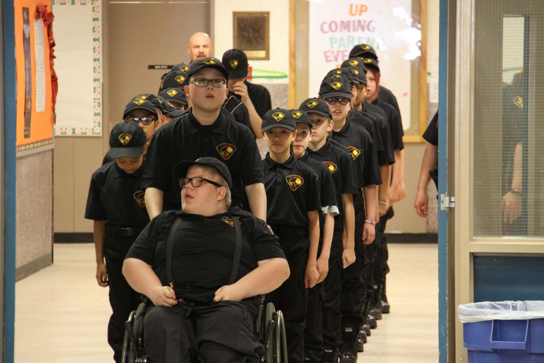 Meet the latest Saskatoon Peacekeepers Cadets grads!