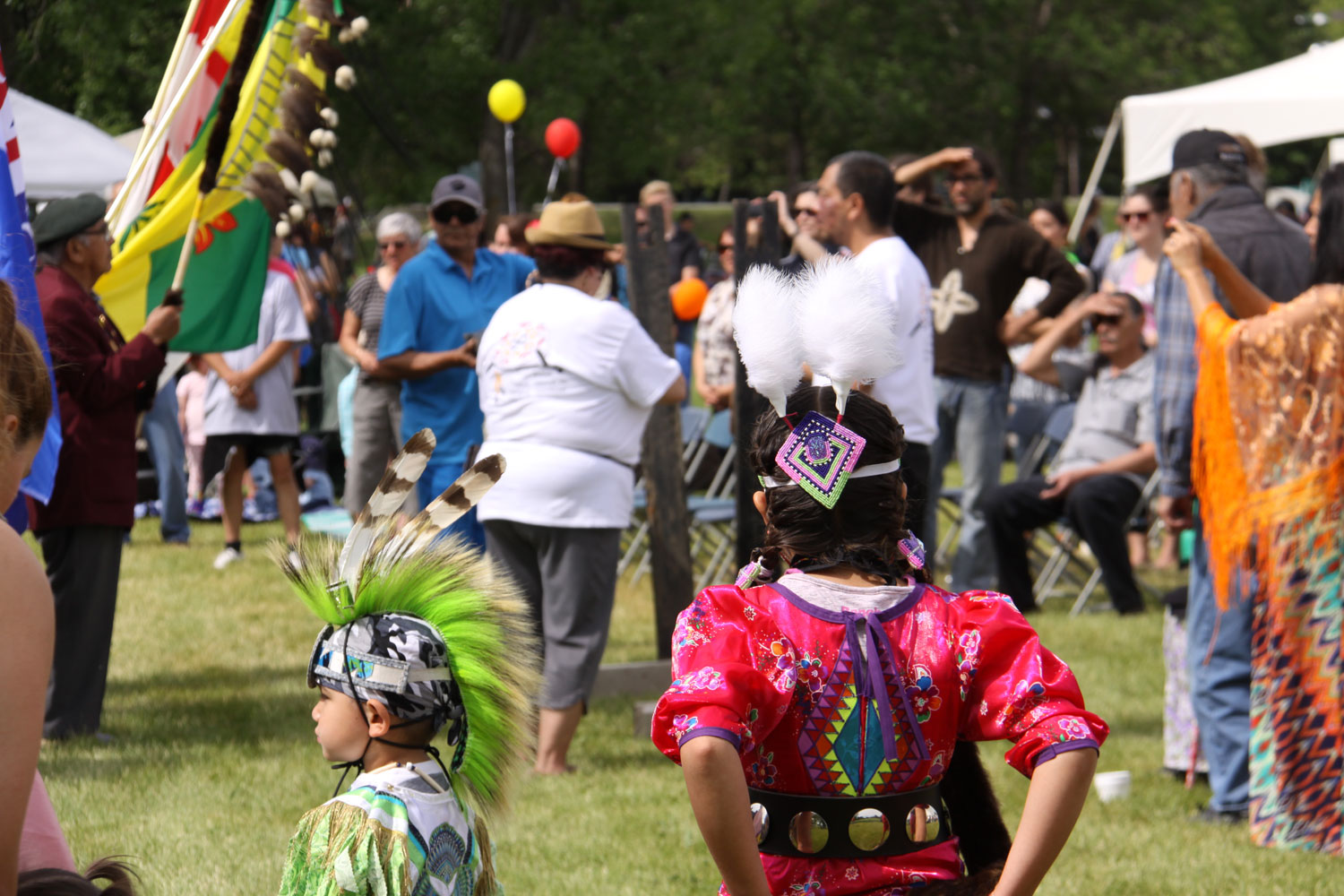 National Aboriginal Day brings out thousands