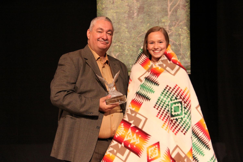 Shayna Uhryn, Education Award