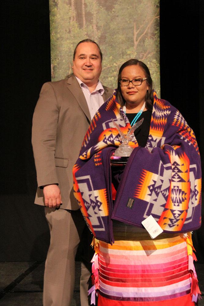 Maggie Eastman, Culture Award
