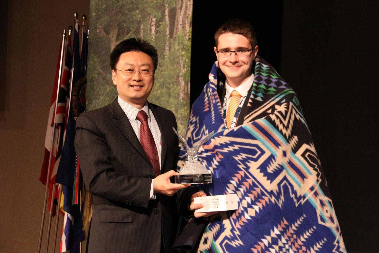 Joshua Fandry, Science & Technology Award