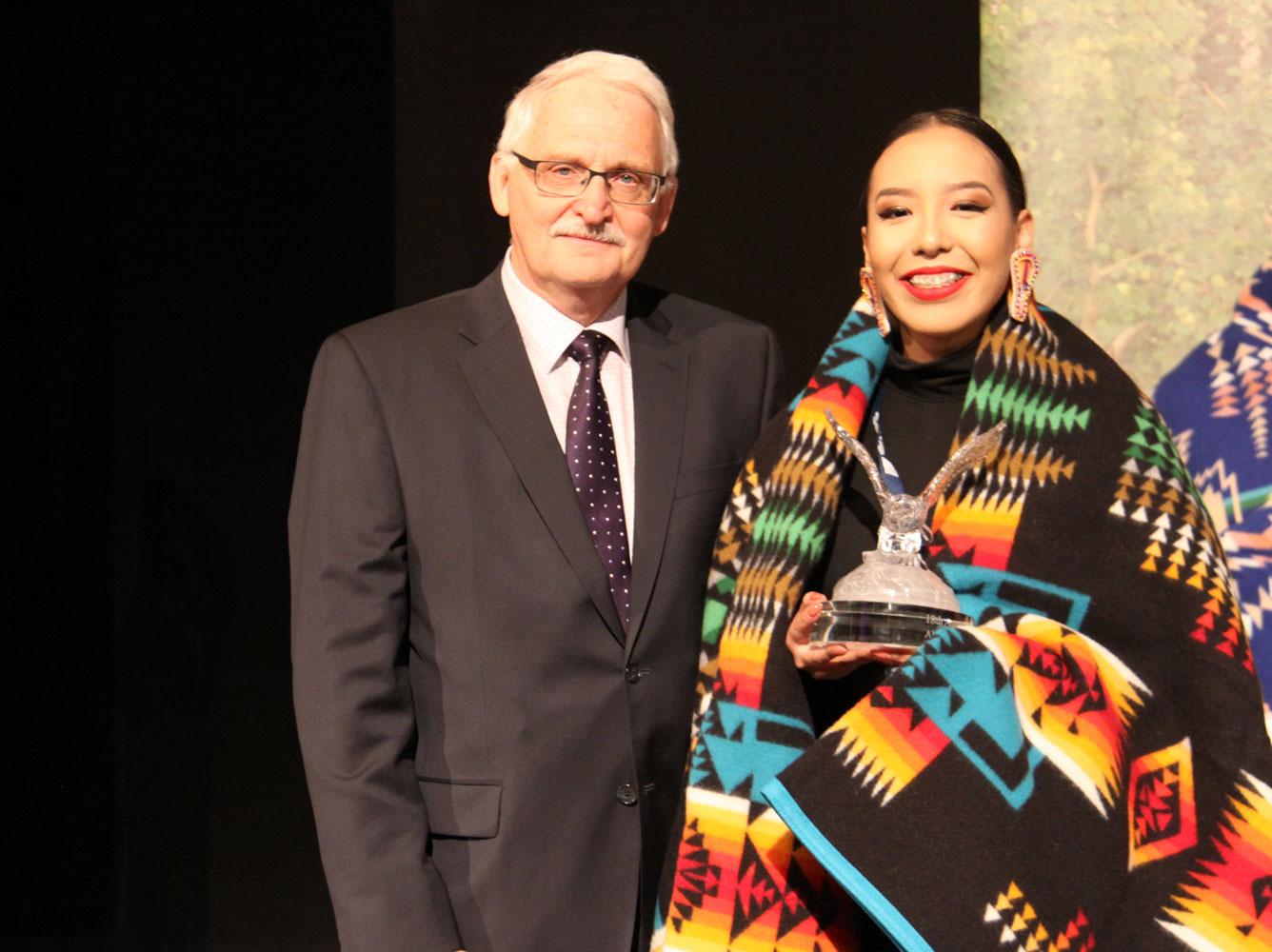 Emily Noon, Fine Performing Arts Award
