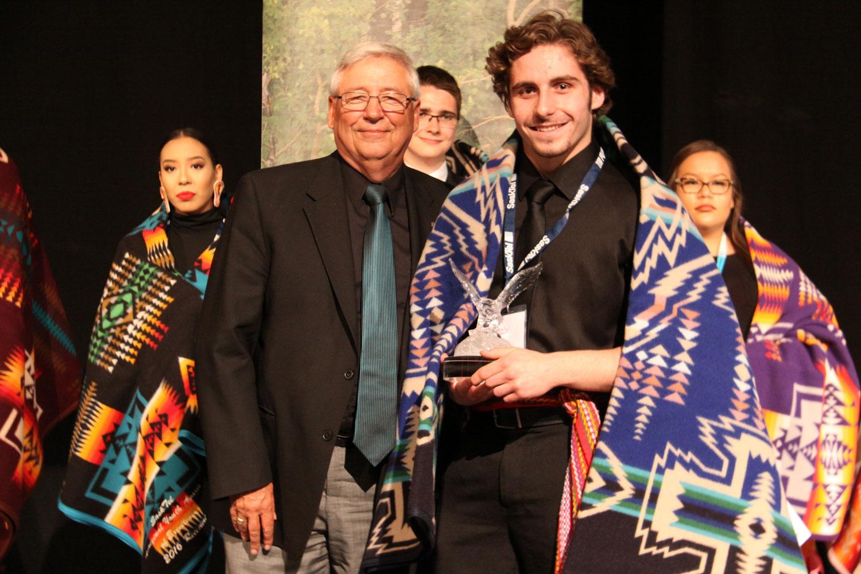 Thomas Johnston, Male Sports Award