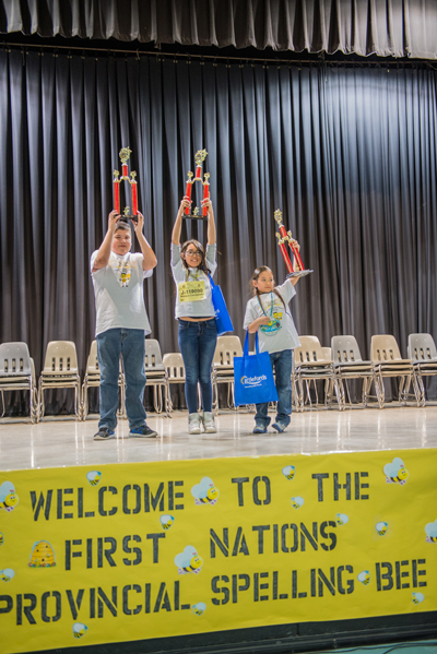 First Nations Provincial Spelling Bee