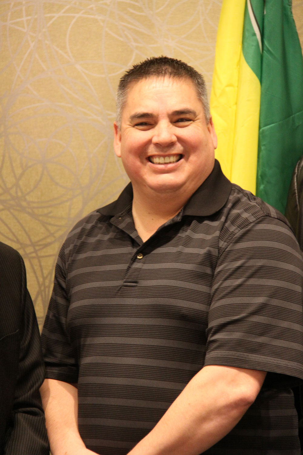 Northern Village of La Loche Mayor Robert St. Pierre