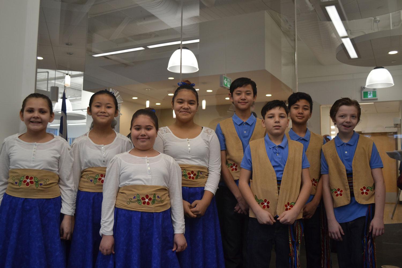 Westmount dancers