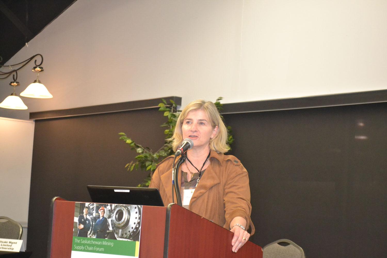 Pam Schwann, SMA