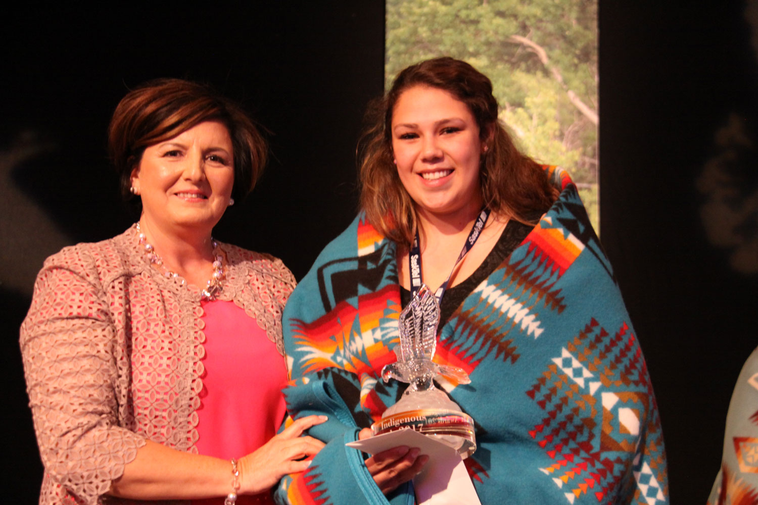 See Camryn Scarfe, Sport Award recipient, & all SaskTel Youth Award winners