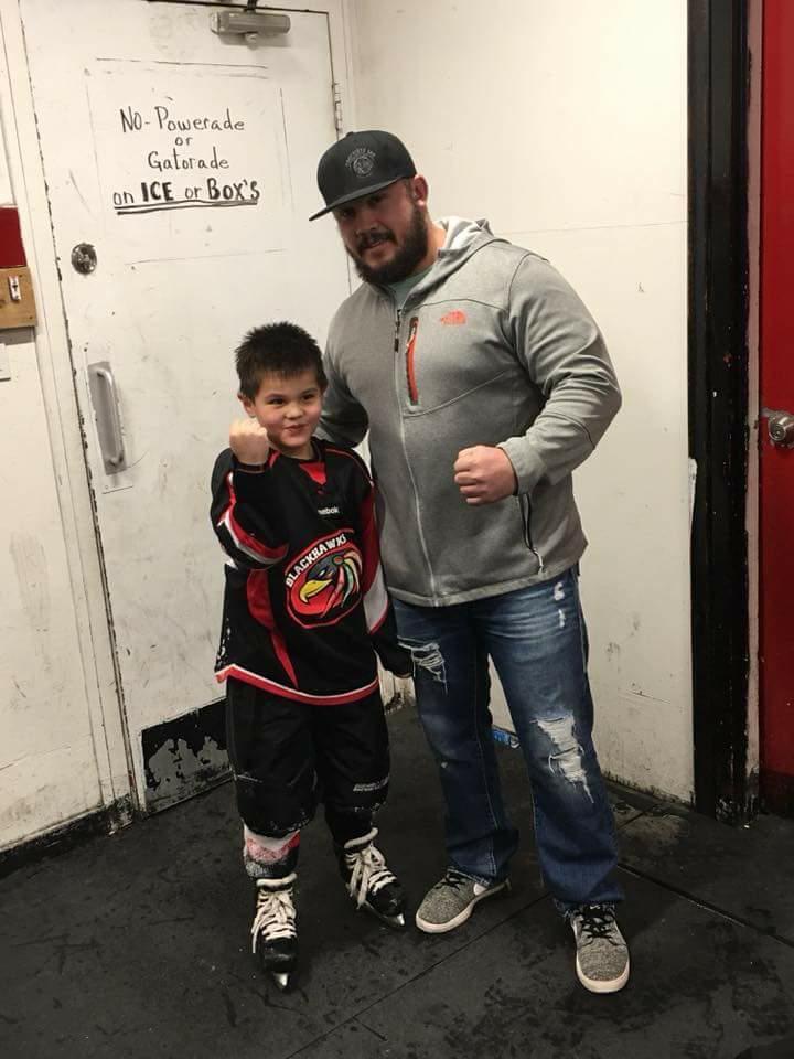Hockey Day in Beardy's