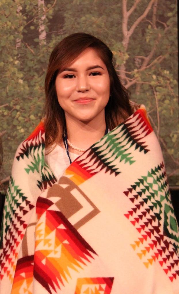 Nautia Crier, Spirit Award