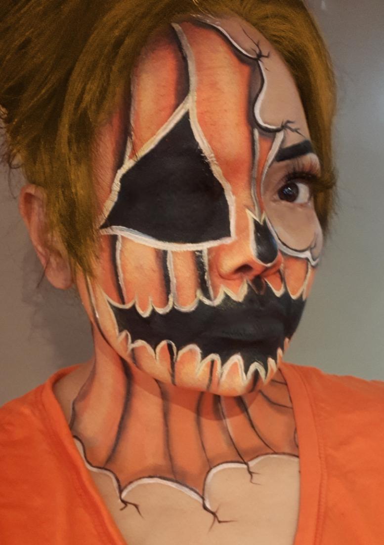 Jeanelle Halloween Day 6
