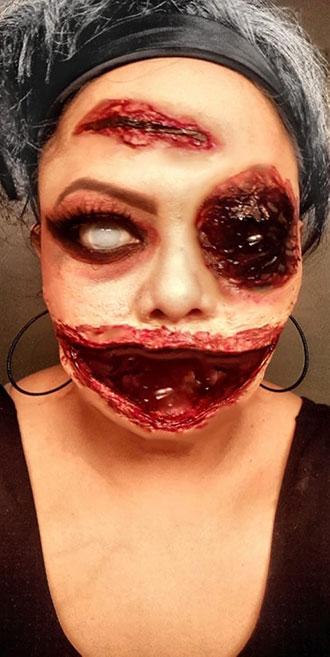 Jeanelle Halloween Day 3