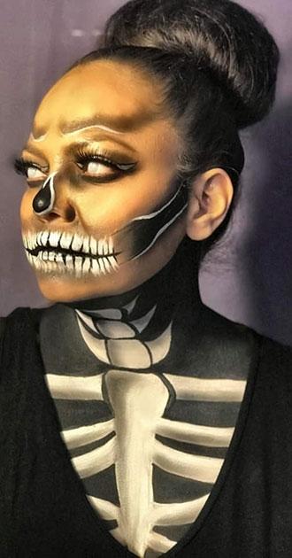 Jeanelle Halloween Day 4