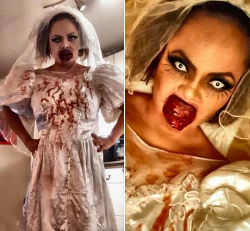 Jeanelle Halloween Day 9