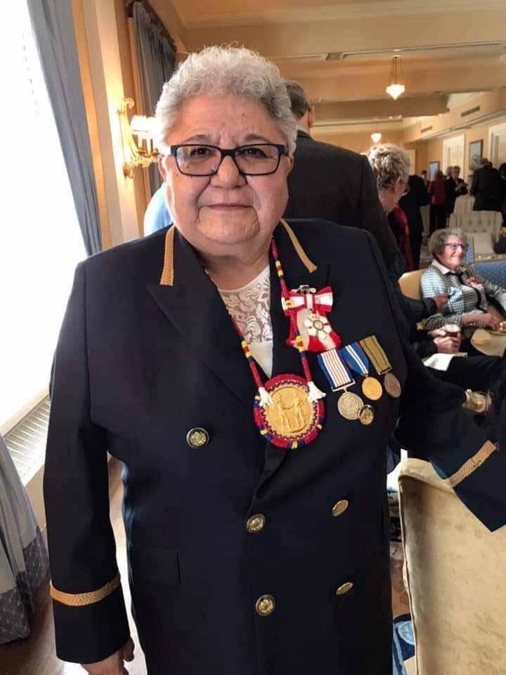 Chief Marie Anne Daywalker-Pelltier