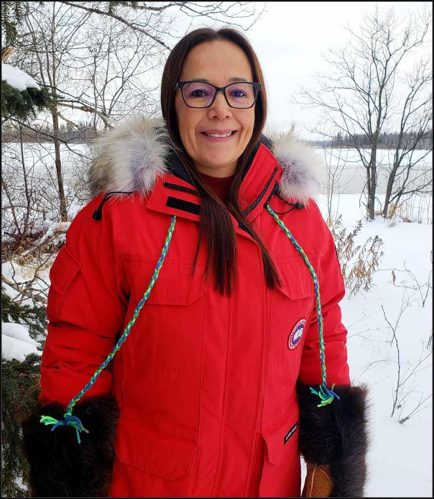 Chief Tammy Cook-Searson