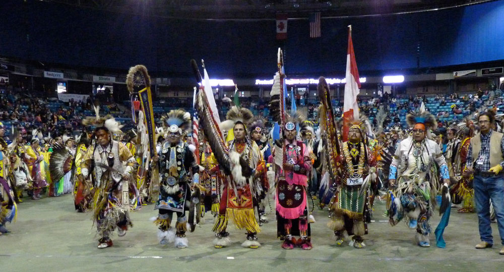 Thousands attended the FSIN Spirit of Our Nation Cultural Celebration & Powwow.