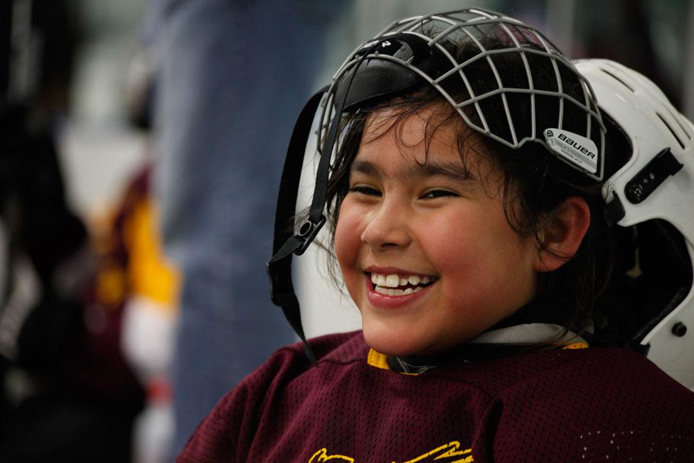 The 2014 FSIN Youth Hockey Championships were held in Saskatoon April 4-6.