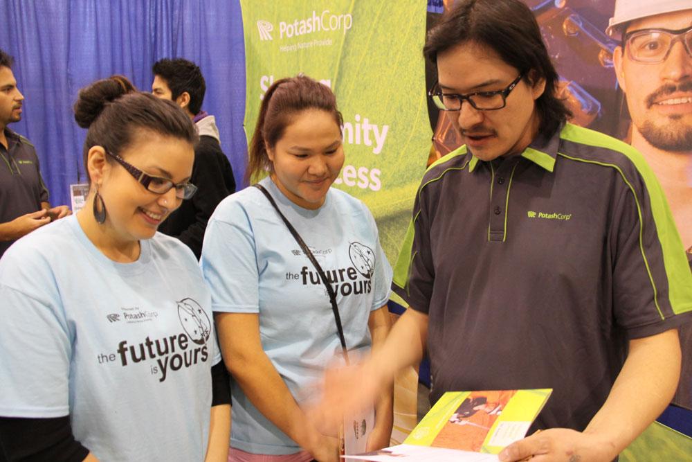 Future Is Yours Career Fair in Saskatoon