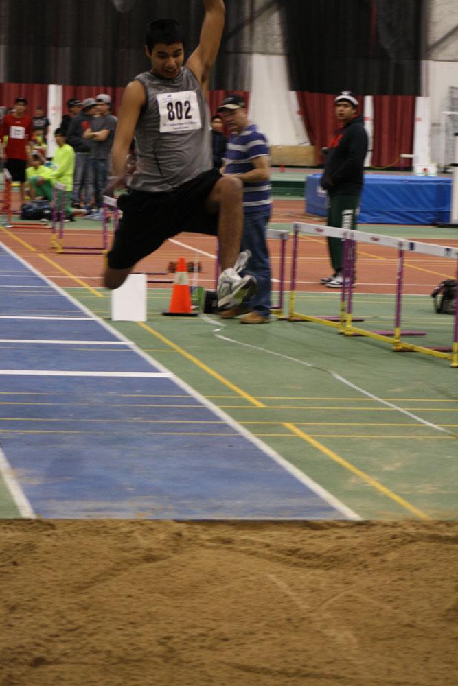 Men's triple jump