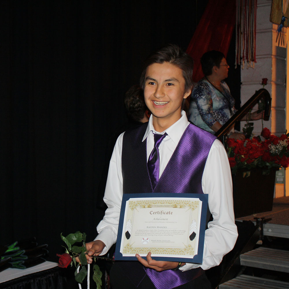 SIMFC 30th annual Native Graduation Recognition Night