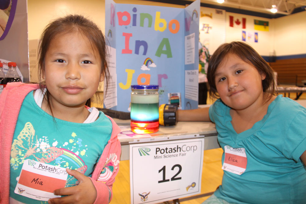 Saskatoon Tribal Council's 3rd Annual Science Fair