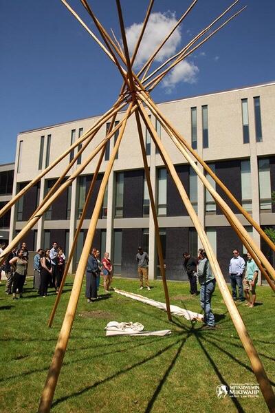 Native Law Centre enters new era