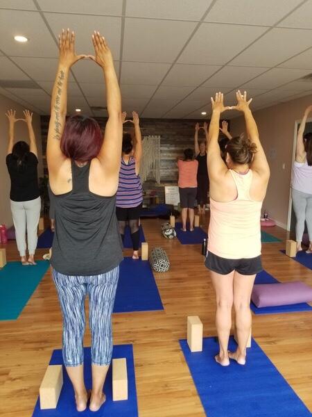 Teacher training combines yogic philosophy, Indigenous world views
