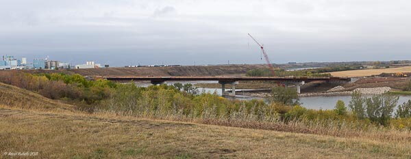 The North Commuter Parkway Bridge