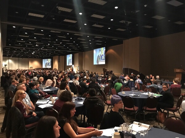 Wicihitowin Aboriginal Engagement Conference at TCU in Saskatoon