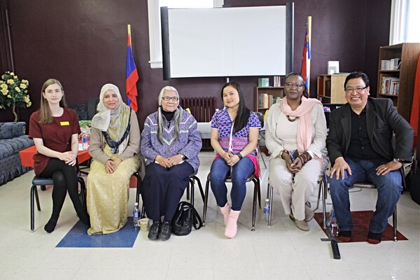 Workshop teaches how to be an effective human rights advocate
