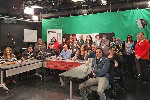 Indigenous media coverage the focus at Regina's J-School
