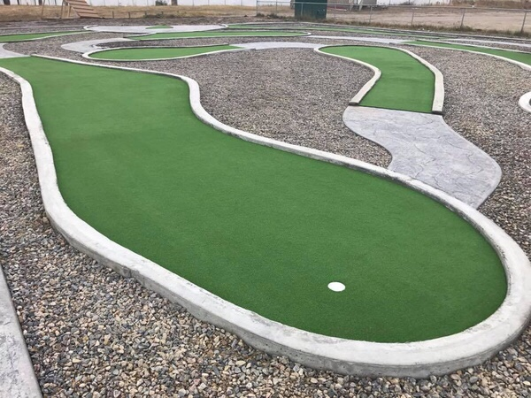 A mini golf course is set to open in La Ronge this spring.